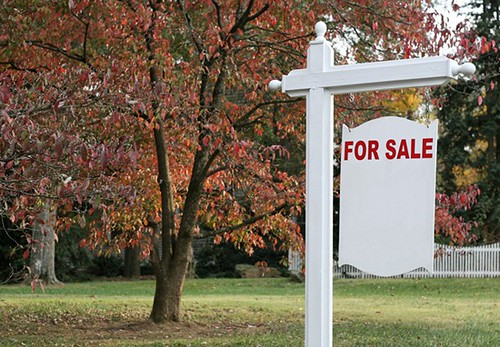 For Sale Sign - Panama. Booming Real Estate market is not catchphrase - it's