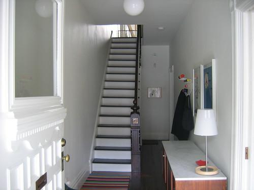 Staircases Door Sixteen