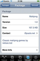 mahjong ispazio iphone ipod touch game (4)