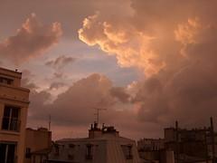 Orage (Filou][) Tags: paris ciel orage toits