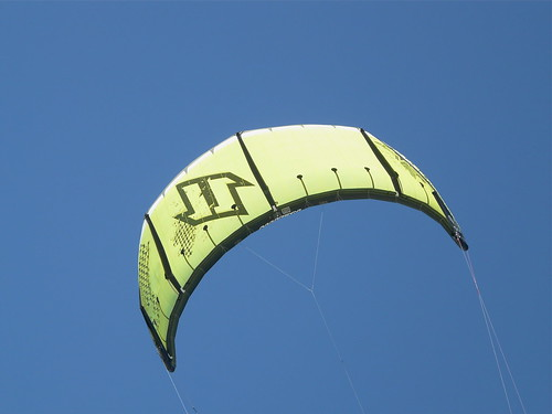Kite in Langebaan