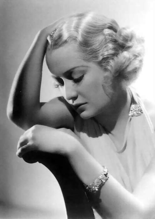 George Hurrell, Miriam Hopkins