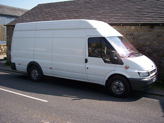 Ford Transit 'Jumbo' (Draco2008) Tags: ford diesel turbo transit jumbo 125 lwb whitevanman t350 longwheelbase
