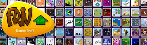 Friv.com: Splendida collezione di 200 giochi in flash