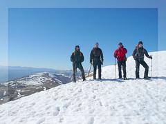 L'ascesa al Monte Vettore (Web Orange) Tags: mountain snow ice neve alpinismo montagna ghiaccio sibillini vettore ramponi piccozza raffinati
