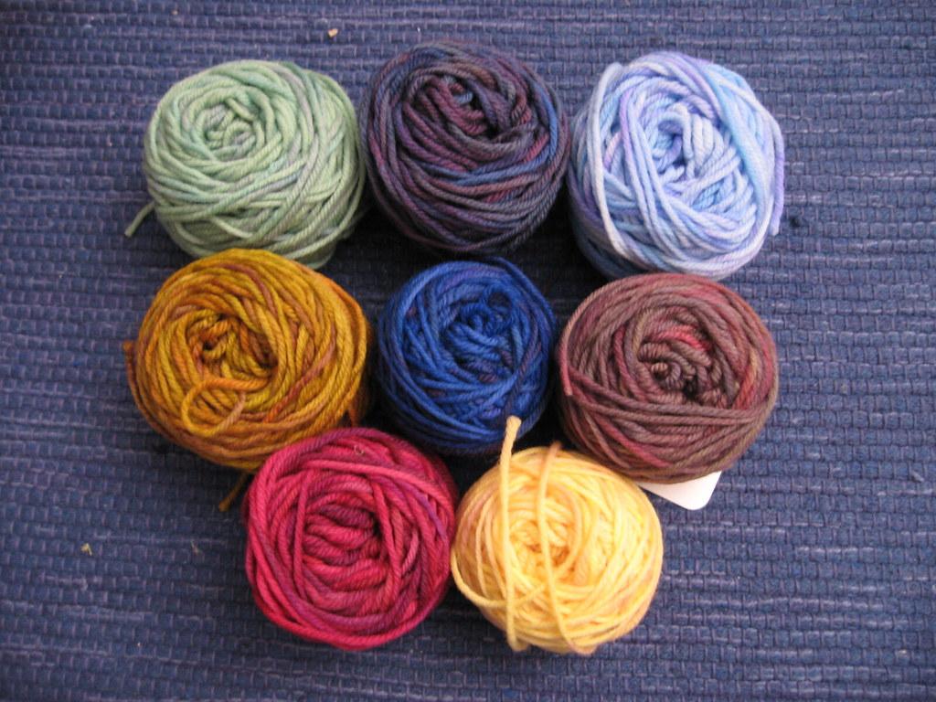 Dream in Color Tulip Cardigan Kit 2