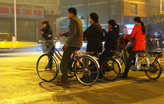 Exhale (Life in AsiaNZ) Tags: china street city long