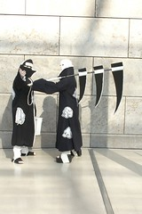 Hidan & Kakuzu, Naruto Shippuuden (cosplay shooter) Tags: costumes anime comics costume cosplay leipzig convention cosplayer naruto buchmesse bookfair roleplay lbm hidan kakuzu leipzigerbuchmesse narutoshippuuden shippuuden narutoshippuden 4000z schuldig007 x201207