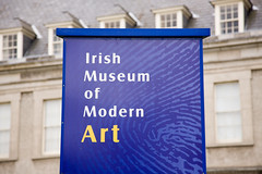 Irish Museum of Modern Art at the Royal Hospital Kilmainham