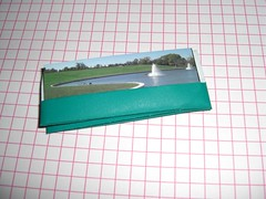 Origami Moo Card Wallet