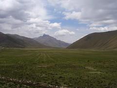 Cusco Puno paysage