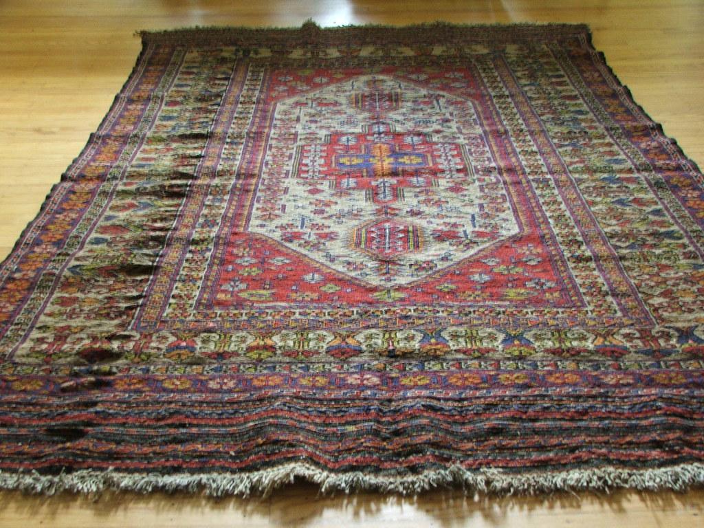 Oriental Rugs Afghanistan Soumak