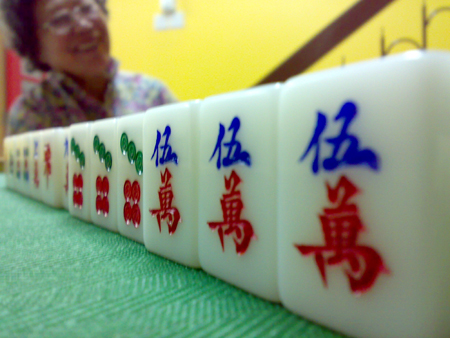Mahjong Granny
