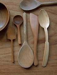 new spoon (penwren) Tags: wood knife bowl spoons woodenspoons
