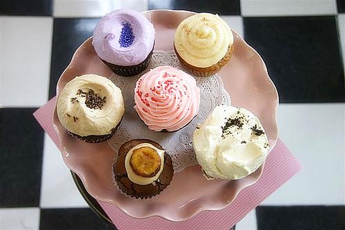 Sonja's cupcakes