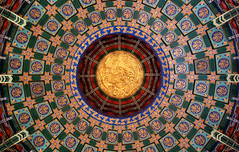Epcot - World Showcase - China Pavillion Ceiling (il_drive) Tags: orlando epcot disneyworld pictureperfect artisticexpression mywinners mywinner abigfave theunforgettablepictures betterthangood theperfectphotographer goldstaraward rubyphotographer