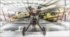 The Shuttleworth Collection 2017 (26) (Darwinsgift) Tags: shuttleworth museum aviation aircraft old warden bedfordshire carl zeiss 15mm distagon f28 nikon d810 hdr photomatix vintage biplane flying zf2 t