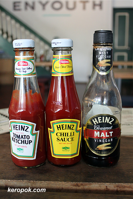 Old School Sauces