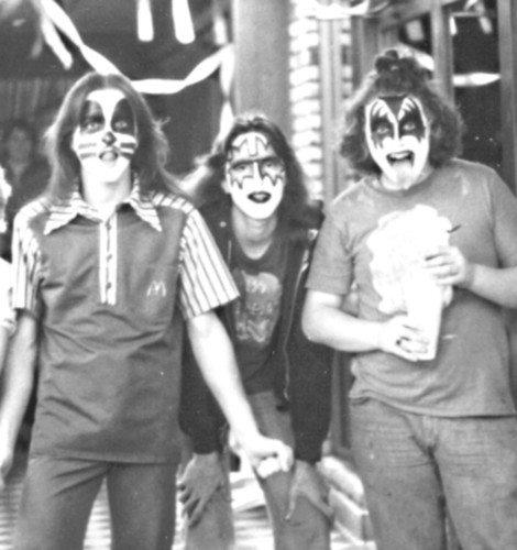 Halloween 1978 at McDonalds