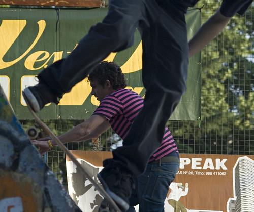 Skate ourense by Carlos Regalado