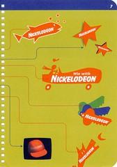 Nickelodeon Logo Logic 7 - by Fred Seibert