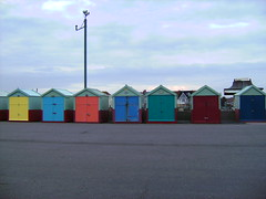 Hove Beach (patreznor) Tags: houses beach hove