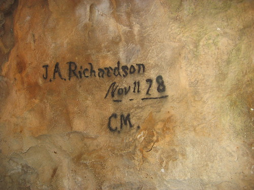 129 year old grafitti