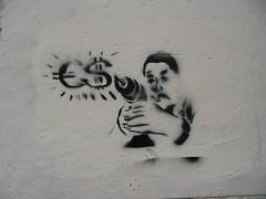 barcelona stencil