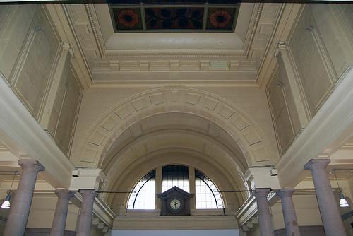 Interior, Seoul Station