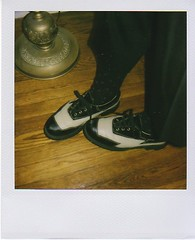 erik's dancing shoes