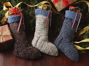 Winter Lodge Stockings Kit