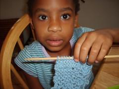 Adachi's Knitting