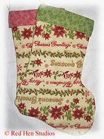 NEW SALE PRICE!!!</p>Newlyweds' First Christmas Stockings
