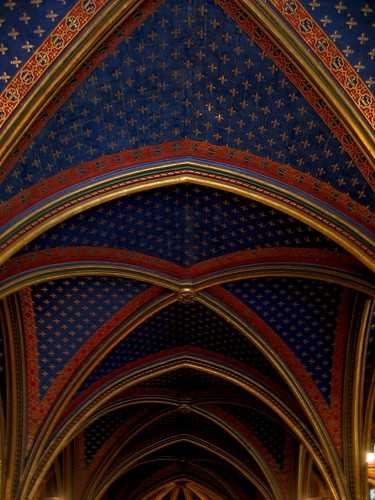 Ste. Chappelle Ceiling