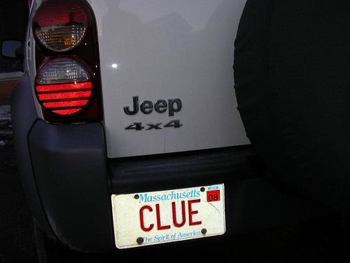 CLUE by Mark Sardella.