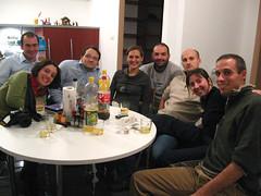 gruppo classe a natale 2007