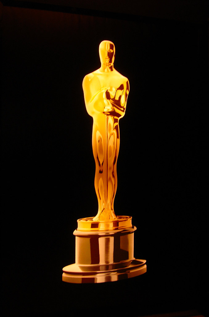 Academy Award by Jeremiah Christopher