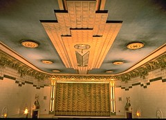 Snowdon Theatre (partly demolished) (colros) Tags: montreal artdeco snowdontheatre