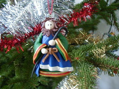 Christmas tree decorations - Joseph