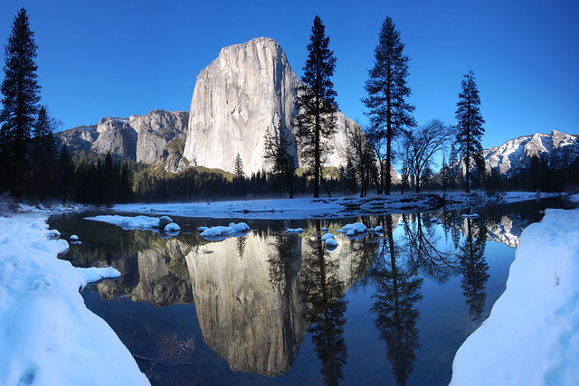 El Capitan, Reflected