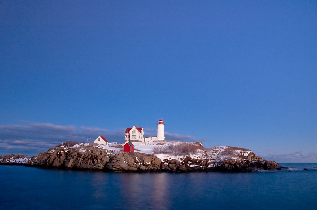 Cape Neddick Lighthous...