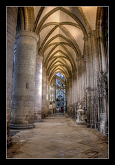 Gloucester Cathedral (Roger.C) Tags: window canon hall raw cathedral tiles gloucester soe hdr 30d photomatrix 1exp platinumphoto aplusphoto diamondclassphotographer flickrdiamond platinumheartaward