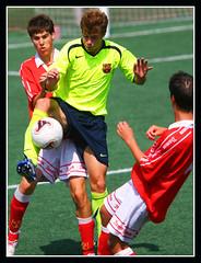 """Damm 0  Barcelona 0 <a style=""""margin-left:10px; font-size:0.8em;"""" href=""""http://www.flickr.com/photos/23459935@N06/2242685572/"""" target=""""_blank"""">@flickr</a>"""