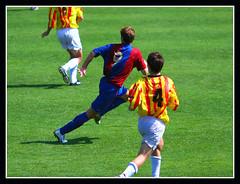 """Barcelona 2  Sant Andreu 0 <a style=""""margin-left:10px; font-size:0.8em;"""" href=""""http://www.flickr.com/photos/23459935@N06/2242743790/"""" target=""""_blank"""">@flickr</a>"""