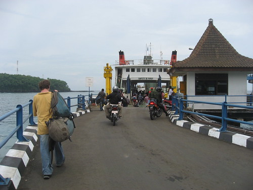 Ferry to Lombok