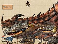 tamaños monster hunter