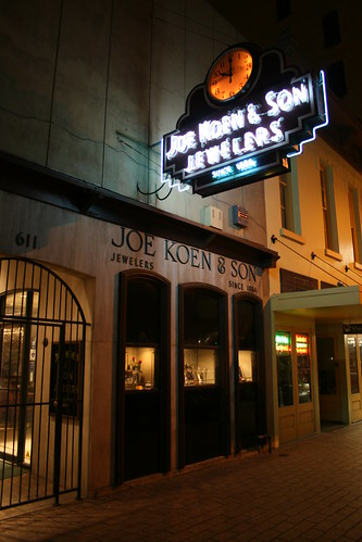 joe koen & son jewelers without flash