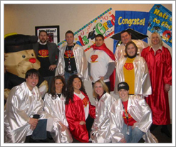 Quicken Loans Spirit Week - school spirit!
