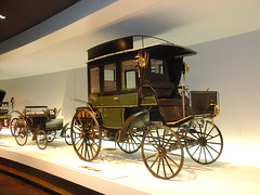 (ktchn) Tags: antique horselesscarriage mercedesbenzmuseum