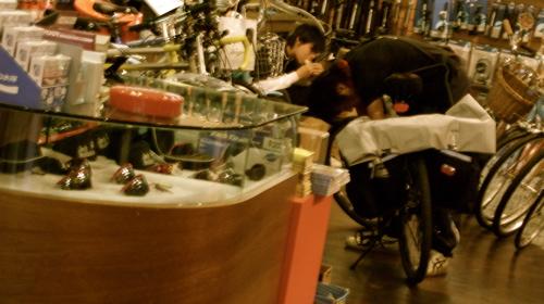 熱情的Giant新竹中華店